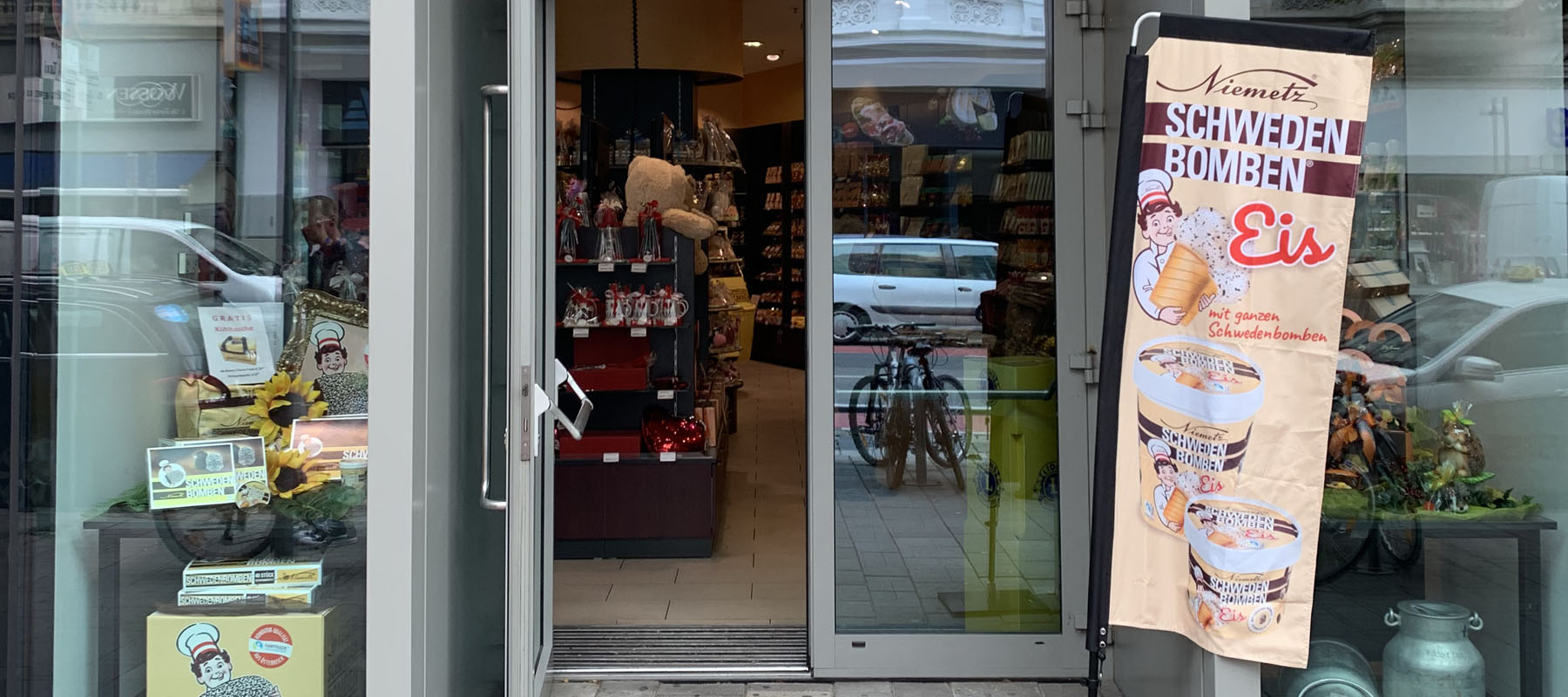 Niemetz Shop EKG Galleria