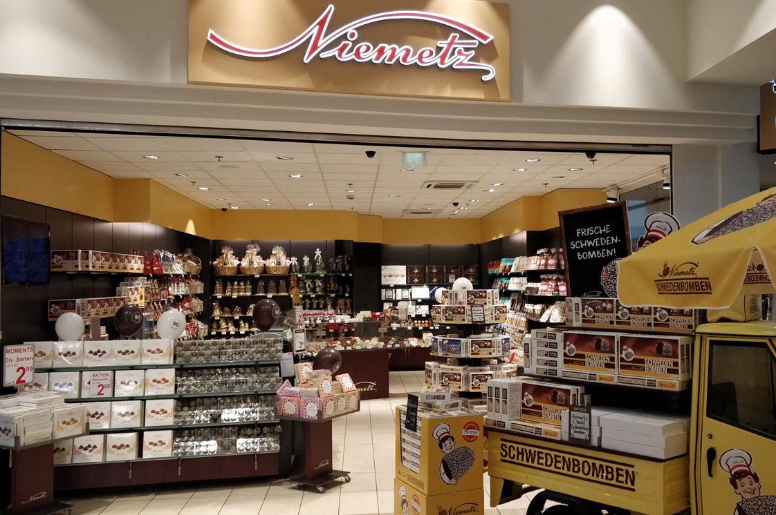 Niemetz Shop Haid Center