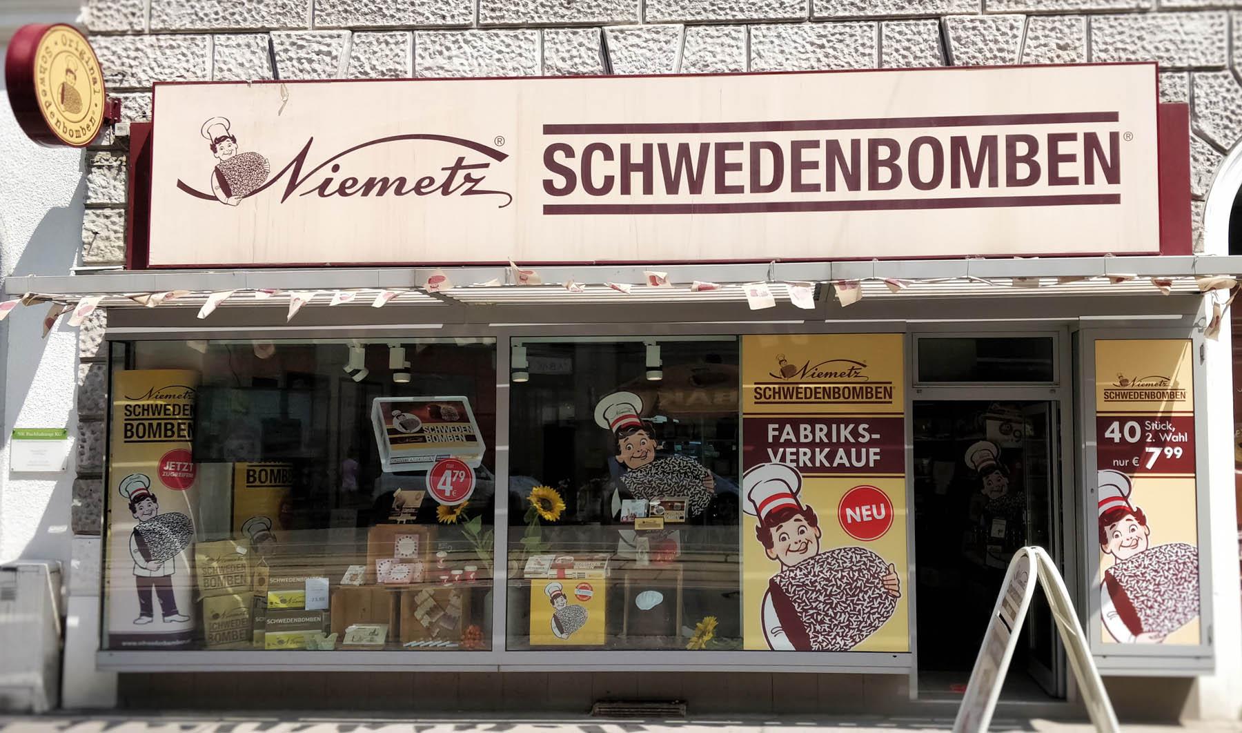 Niemetz Shop am Rennweg