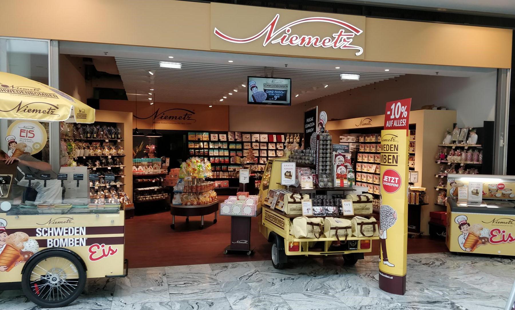 Niemetz Shop Traisenpark